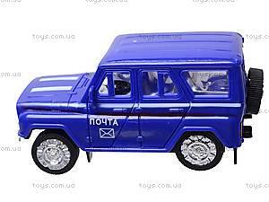 Инерционный УАЗ «Почта», 12118, цена