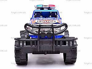 Инерционный внедорожник «Полиция», 906, фото