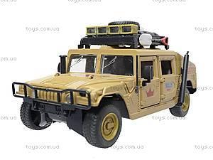 Инерционный внедорожник «Военный», 9100-A, купить