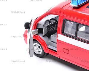 Инерциоонный микроавтобус «Пожарная охрана», 9098-A, купить