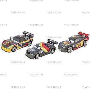 Инерционная машинка с м/ф «Тачки» серии Carbon Racers, DHN00, купить