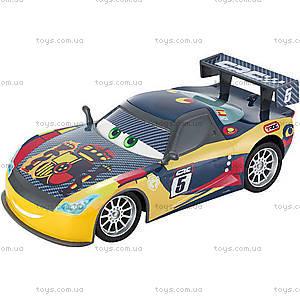 Инерционная машинка с м/ф «Тачки» серии Carbon Racers, DHN00, фото