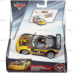 Инерционная машинка с м/ф «Тачки» серии Carbon Racers, DHN00