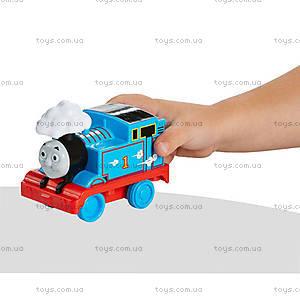 Инерционный паровозик «На всех парах» серии «Томас и друзья», DGK99, купить
