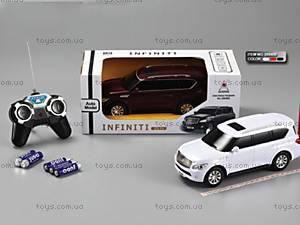 Машина на радиоуправлении Infiniti QX56, 300408