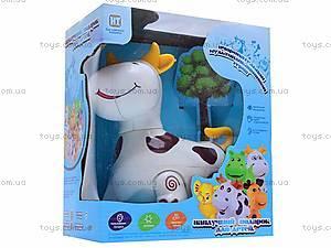 Интеактивная игрушка «Корова», 9914-1, купить