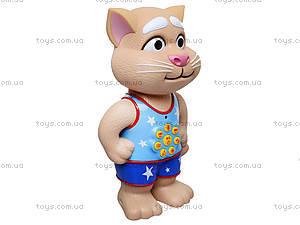 Интерактивная говорящая игрушка «Кот Том», DB2883G2, фото