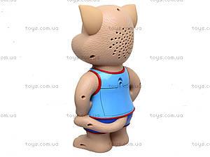 Интерактивная говорящая игрушка «Кот Том», DB2883G2, игрушки
