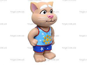 Интерактивная говорящая игрушка «Кот Том», DB2883G2, детские игрушки