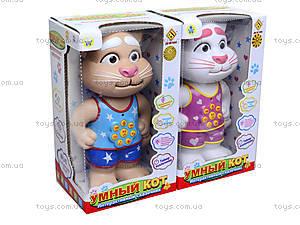 Интерактивная говорящая игрушка «Кот Том», DB2883G2