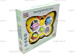 Интерактивная игрушка «Бабочка», 3619