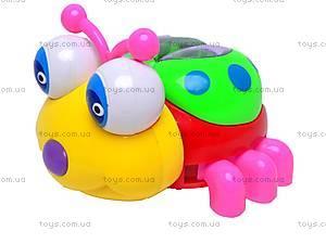 Интерактивная игрушка «Божья коровка», QS102-2A, купить