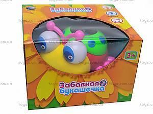 Интерактивная игрушка «Божья коровка», QS102-2A, цена