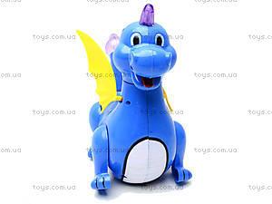 Интерактивная игрушка «Динозавр», QS12-2B, детские игрушки