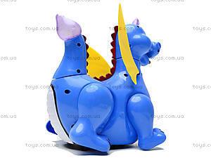 Интерактивная игрушка «Динозавр», QS12-2B, магазин игрушек