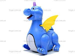 Интерактивная игрушка «Динозавр», QS12-2B, toys.com.ua