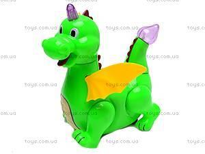 Интерактивная игрушка «Динозавр», QS12-2B, фото