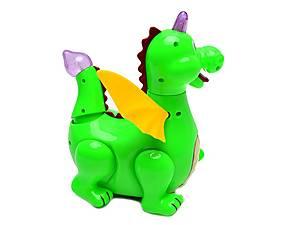 Интерактивная игрушка «Динозавр», QS12-2B, цена