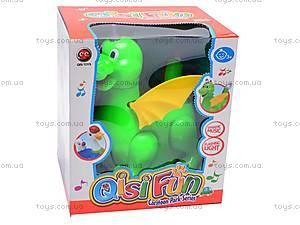 Интерактивная игрушка «Динозавр», QS12-2B, игрушки