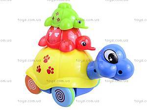 Интерактивная игрушка «Дружные черепашки», 0917, купить