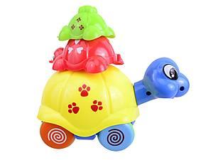 Интерактивная игрушка «Дружные черепашки», 0917, фото