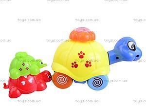 Интерактивная игрушка «Дружные черепашки», 0917, игрушки