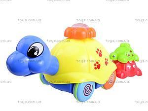 Интерактивная игрушка «Дружные черепашки», 0917, детские игрушки