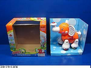 Интерактивная игрушка Happy Elephant, 001