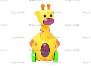 Интерактивная игрушка «Жираф», 9103, купить