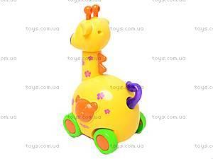 Интерактивная игрушка «Жираф», 9103, отзывы