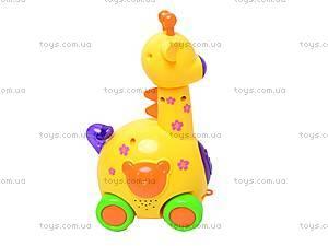 Интерактивная игрушка «Жираф», 9103, игрушки