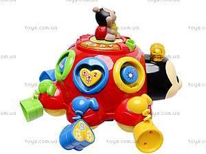 Интерактивная игрушка «Жук», 0957, отзывы