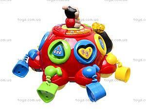 Интерактивная игрушка «Жук», 0957, цена