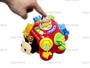 Интерактивная игрушка «Жук», 0957, детские игрушки