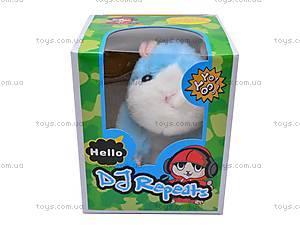 Интерактивная игрушка «Хомячок-повторюха», BL12-4-H, цена