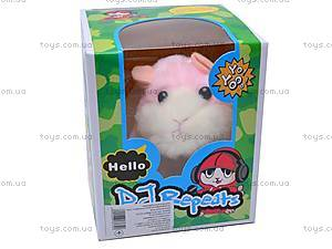 Интерактивная игрушка «Хомячок-повторюха», BL12-4-H, игрушки
