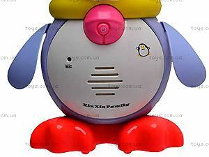 Интерактивная игрушка «Пингвиненок Вилли», 2052RU, цена