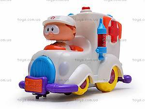 Интерактивная игрушка «Скорая помощь», BE2002, купить