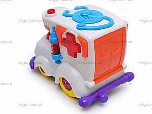 Интерактивная игрушка «Скорая помощь», BE2002, отзывы