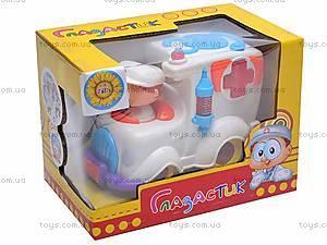 Интерактивная игрушка «Скорая помощь», BE2002, цена