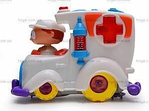 Интерактивная игрушка «Скорая помощь», BE2002, игрушки