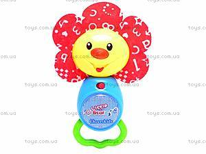 Интерактивная игрушка в ручку, 10608-2P