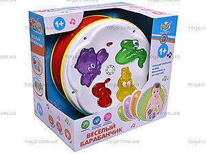 Интерактивная игрушка «Веселый барабанчик», EG80038R, купить