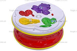 Интерактивная игрушка «Веселый барабанчик», EG80038R