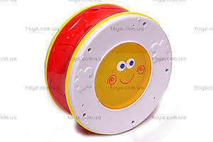 Интерактивная игрушка «Веселый барабанчик», EG80038R, фото