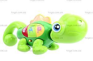 Интерактивная игрушка «Веселый хамелеон», 0952, купить