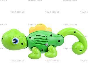 Интерактивная игрушка «Веселый хамелеон», 0952, фото