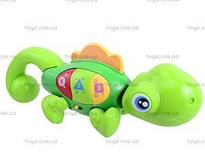 Интерактивная игрушка «Веселый хамелеон», 0952, цена
