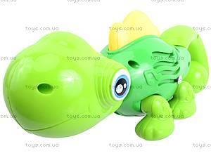 Интерактивная игрушка «Веселый хамелеон», 0952, игрушки