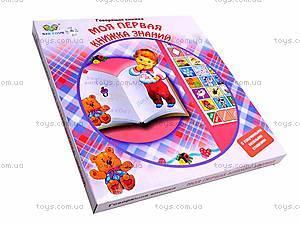 Интерактивная книга «Первые знания», EH80038R, купить